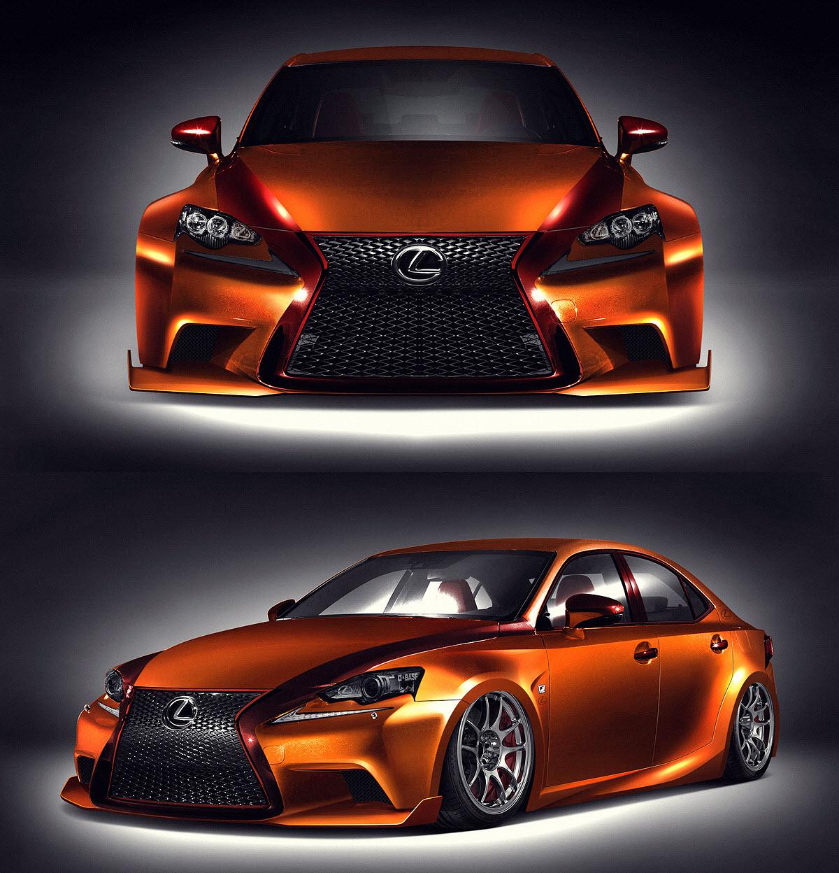 News Lexus Driving Design At Sema Apsley Cars